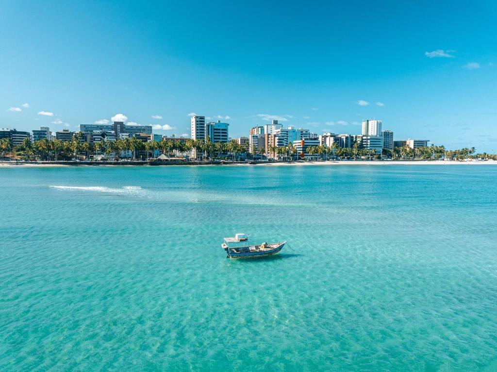 Maceió é a 1ª  capital do Nordeste com mais reservas hoteleiras no Brasil